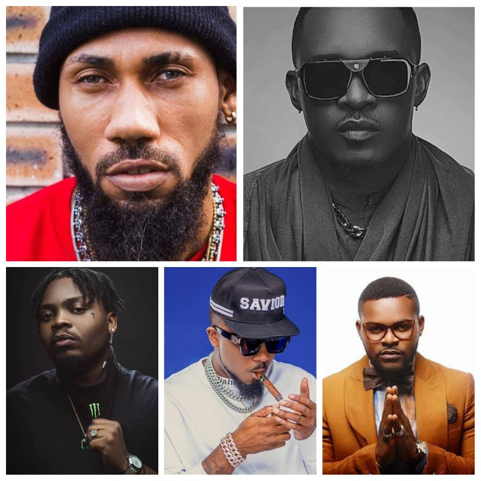 Top 5 Nigerian Rap Artist