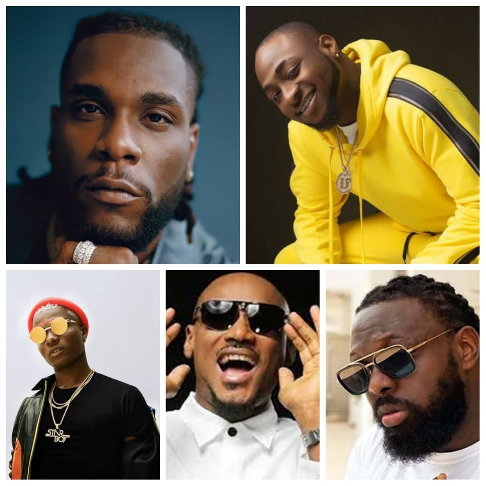 5 Nigerian Artist Who Won Top Awards