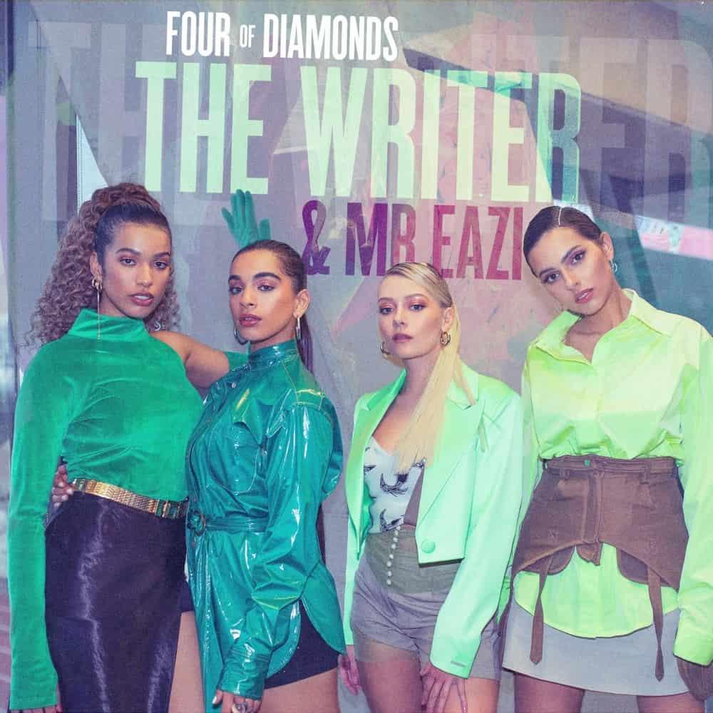 Four Of Diamonds – The Writer ft. Mr Eazi