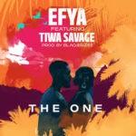 Efya – The One ft. Tiwa Savage