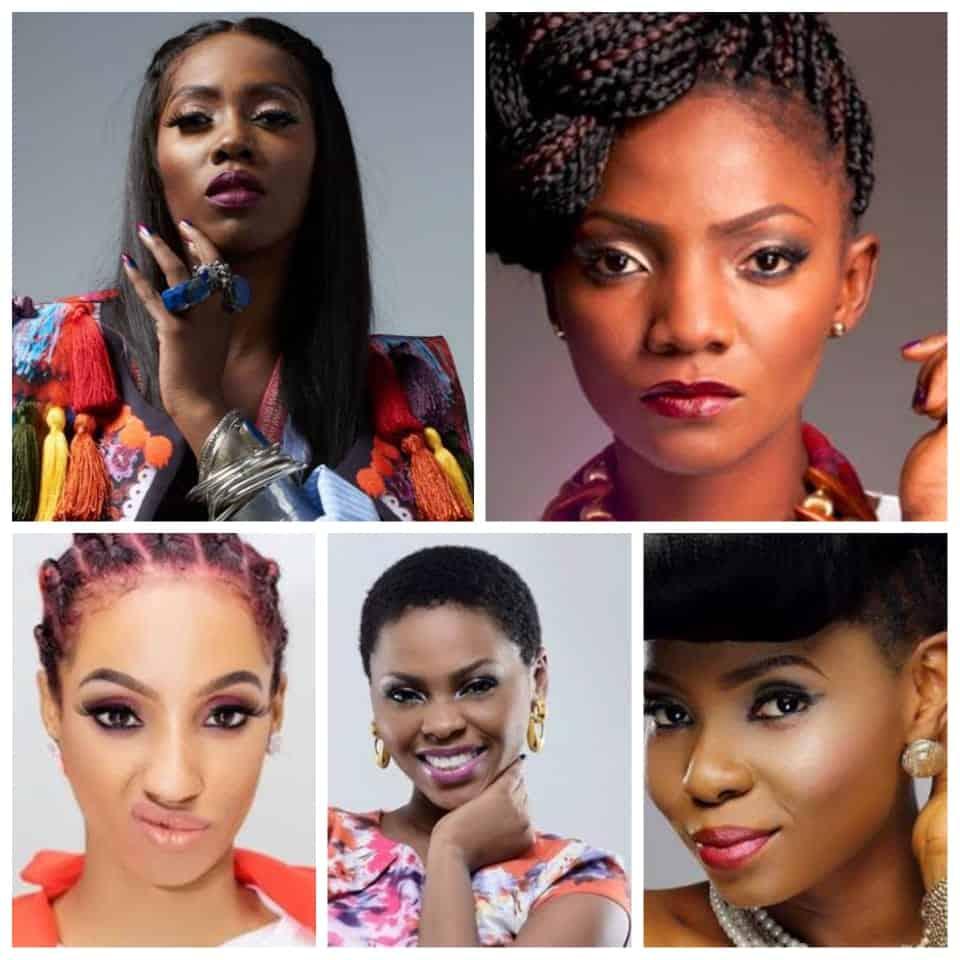 Nigerian Most Beautiful Female Musician