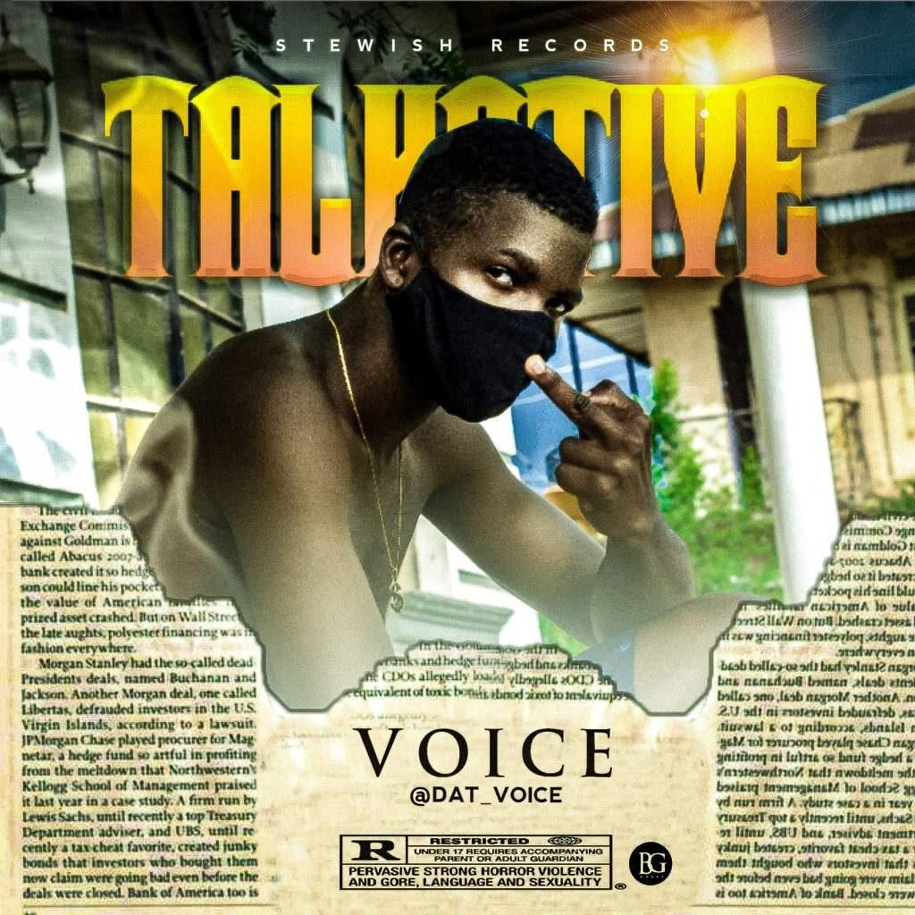 Voice Kenchi – Talkative