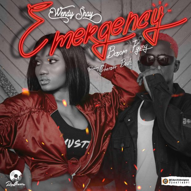 Wendy Shay – Emergency Ft Bosom P-Yung