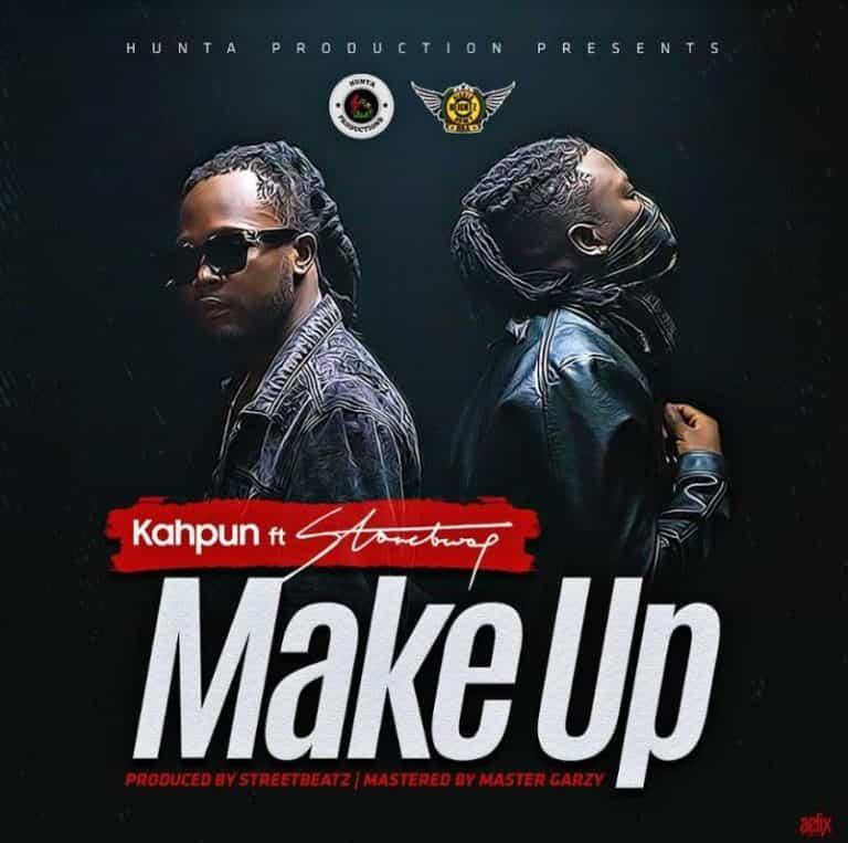Kahpun – Makeup ft. Stonebwoy