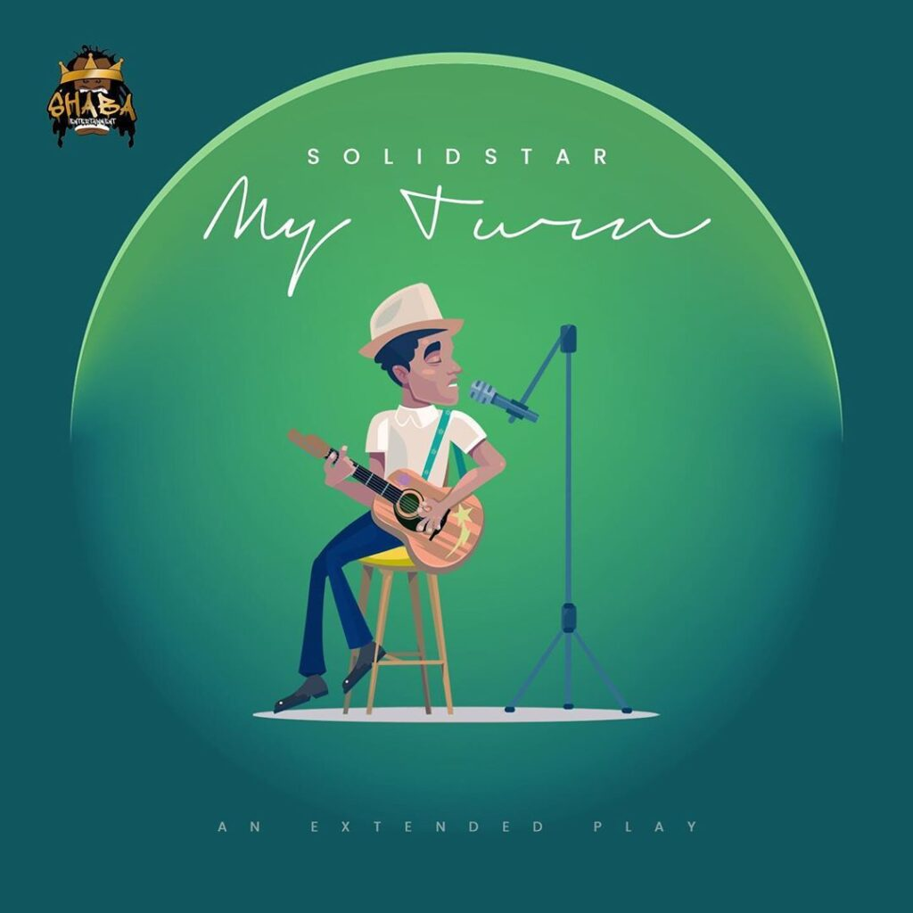 Solidstar-My Turn Ep
