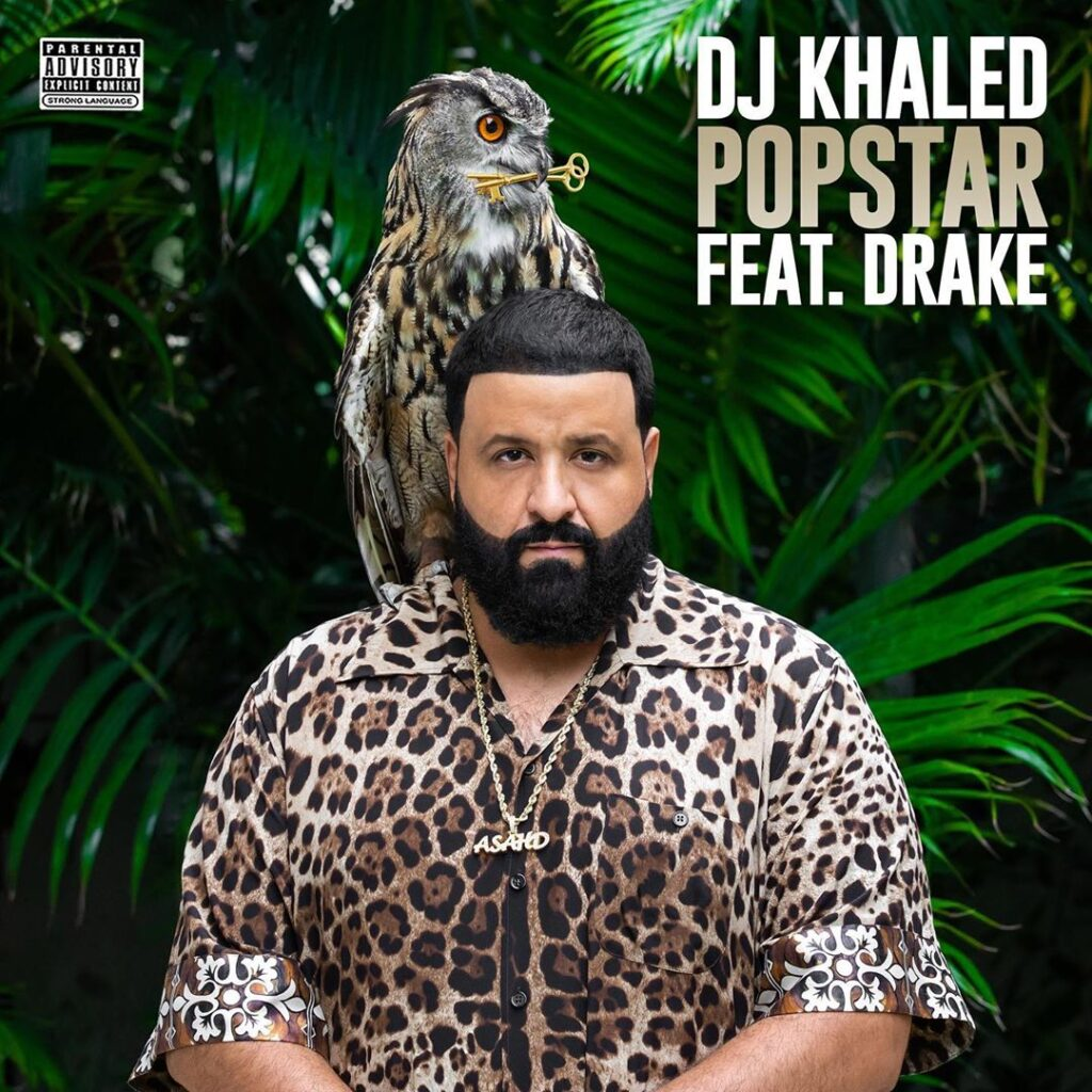DJ Khaled Ft. Drake – Popstar