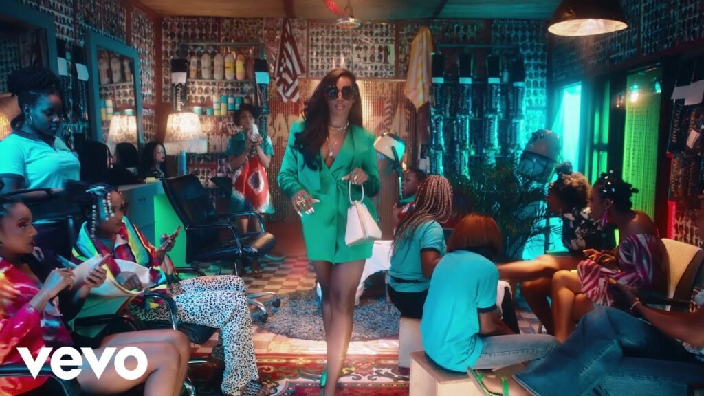 VIDEO: Tiwa Savage – Koroba
