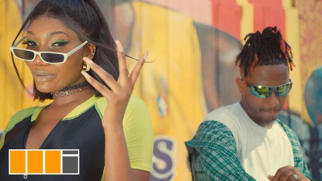 VIDEO: Wendy Shay – Odo ft. Kelvyn Boy