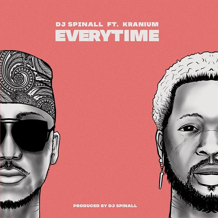 DJ Spinall Ft. Kranium – Everytime