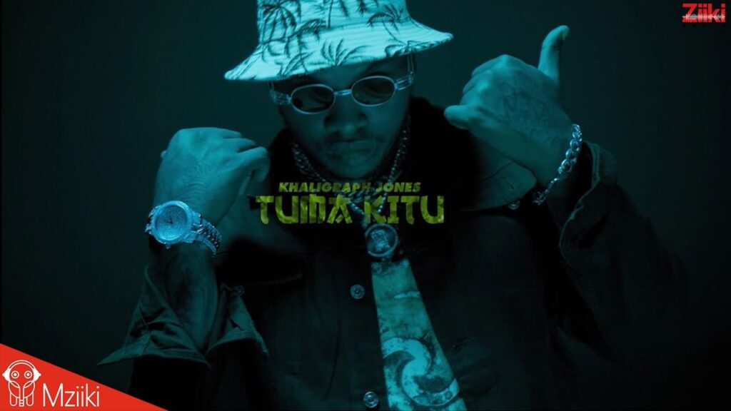 VIDEO: Khaligraph Jones – Tuma Kitu