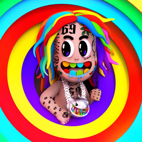 6ix9ine – TattleTales – Album