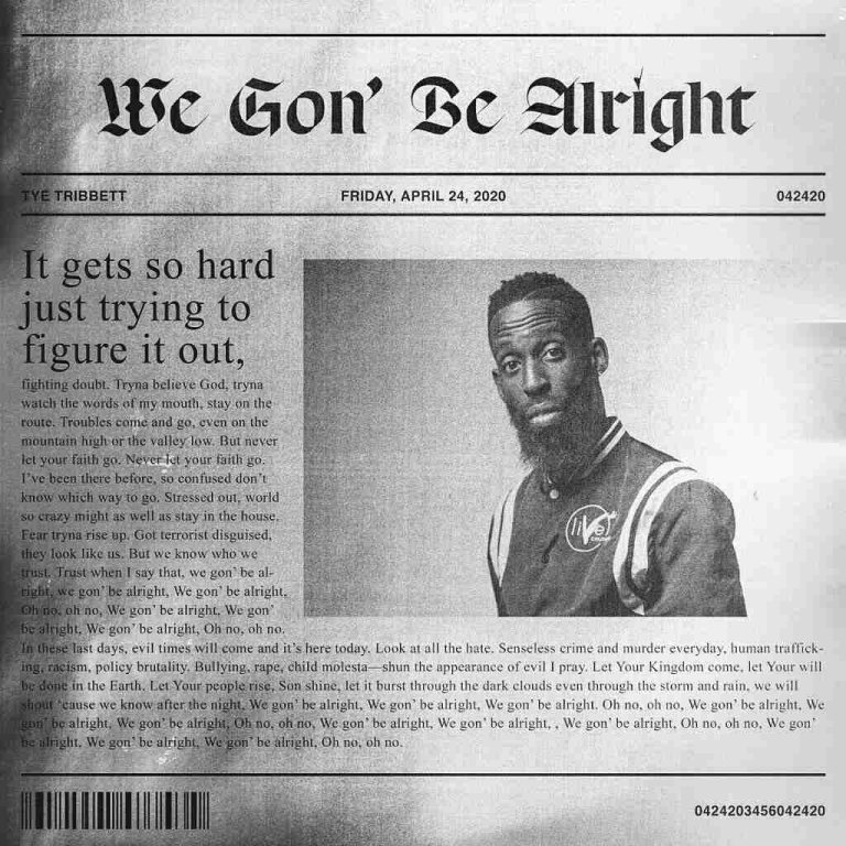 Tye Tribbett - We Gon' Be Alright