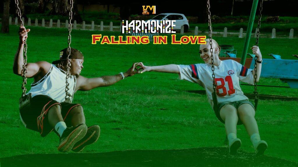 VIDEO: Harmonize – Falling in Love