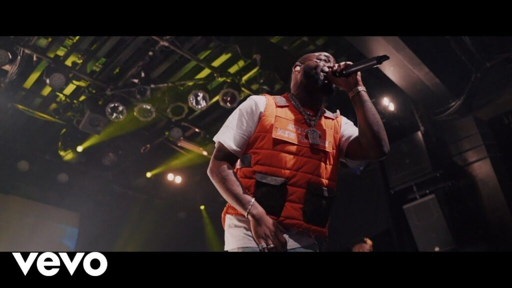 VIDEO: Davido – Intro