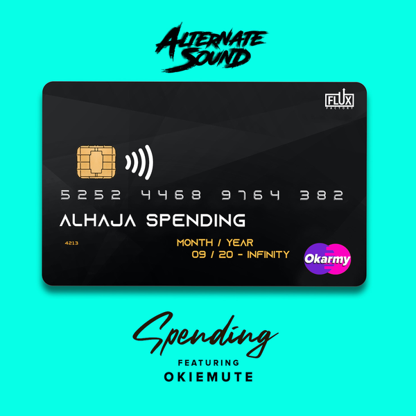 Alternate Sound – Spending ft. Okiemute