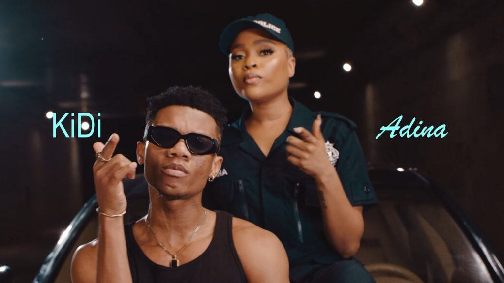 VIDEO: KiDi – One Man ft. Adina