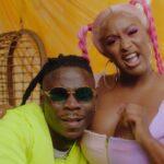 VIDEO: Dj Cuppy – Karma ft. Stonebwoy