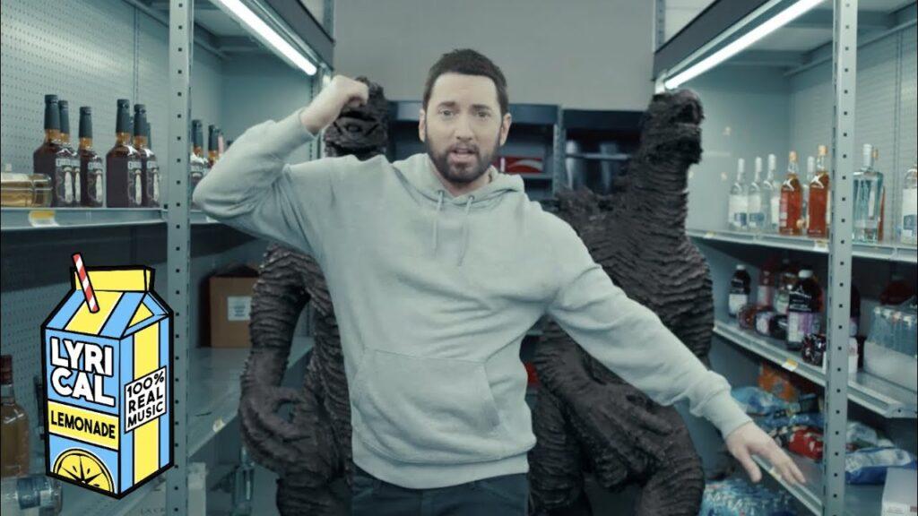 Eminem Ft. Juice WRLD – Godzilla