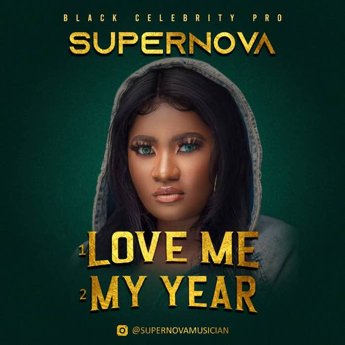 Supernova - My Year and Love Me Ep