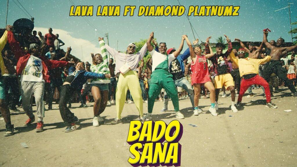 Video :Lava Lava – Bado Sana ft. Diamond