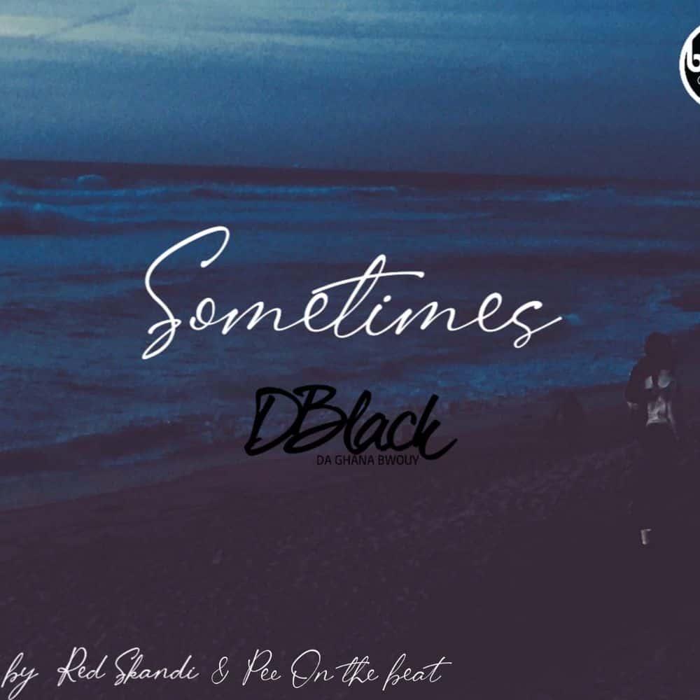 D-Black – Sometimes