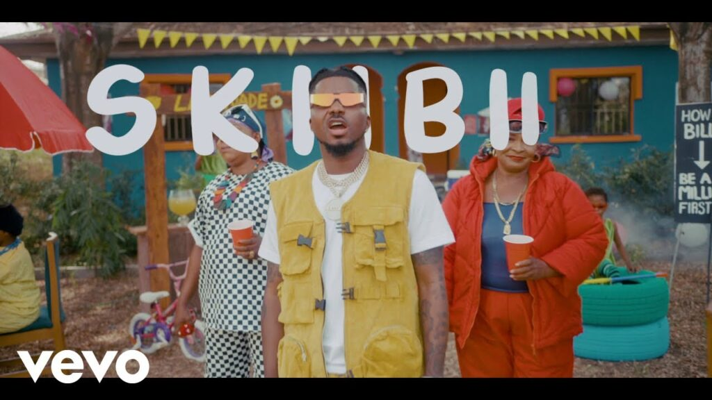 VIDEO: Skiibii – Are You Vhere