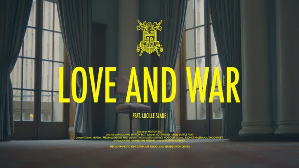 VIDEO: Stogie T – Love & War Ft. Lucille Slade