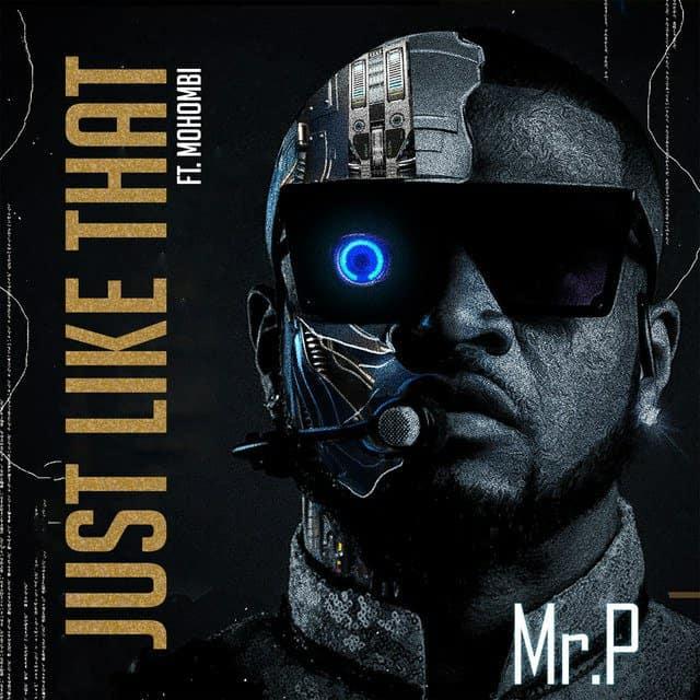 Mr. P – The Prodigal (Album)