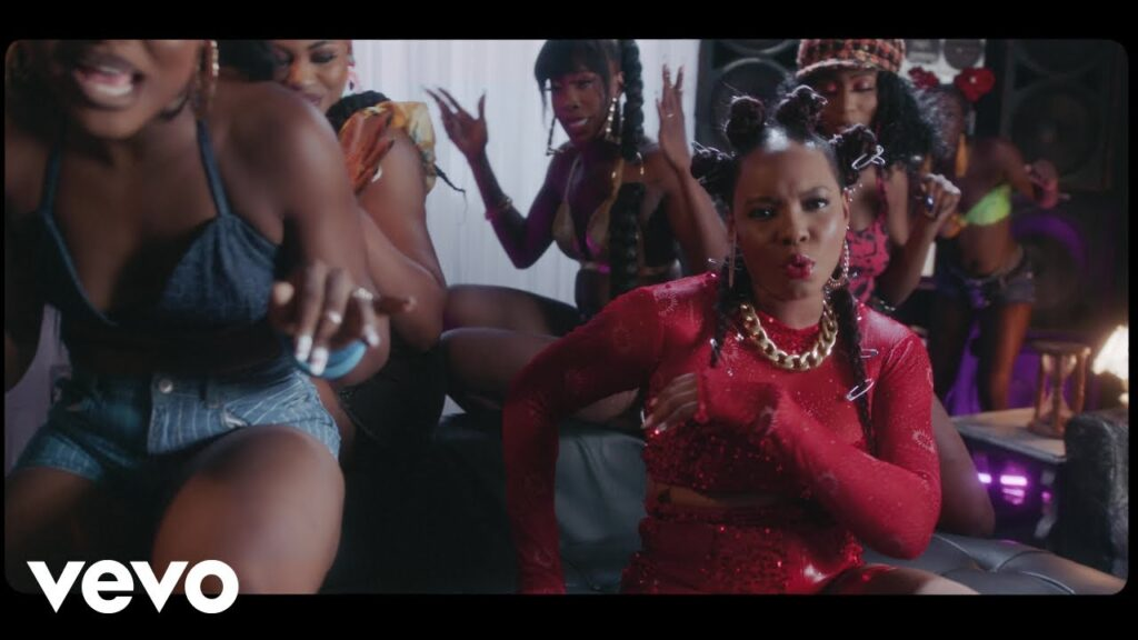 Video: Yemi Alade – Temptation ft. Patoranking
