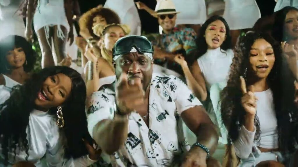 Mr P – Just Like That ft. Mohombi (Video)