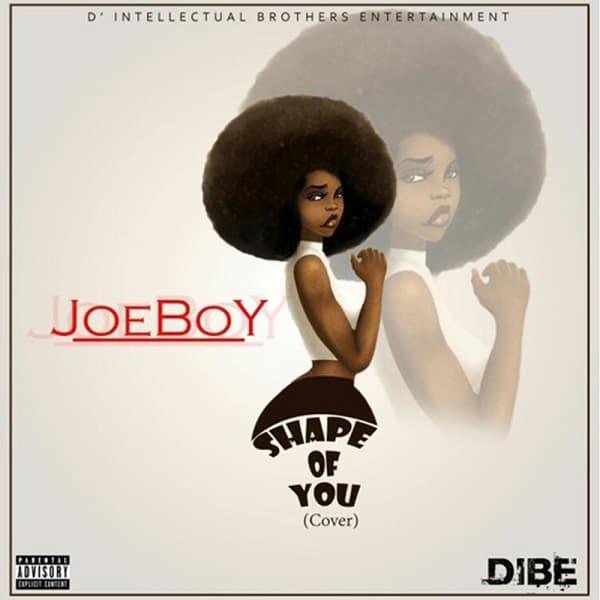 Joeboy – Shape of You (Cover)