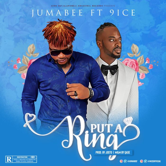 Jumabee – Put A Ring Ft. 9ice